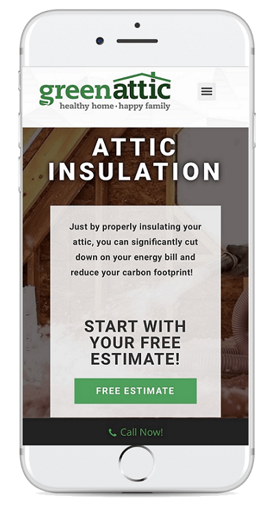 Green Insulation Experts home