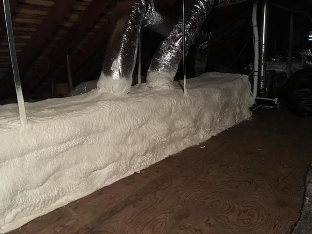 foam sealing