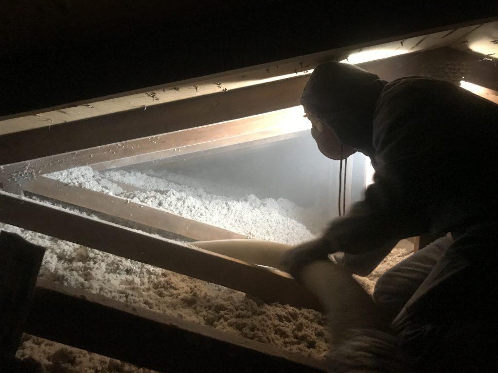 attic insulation contractor Chicago